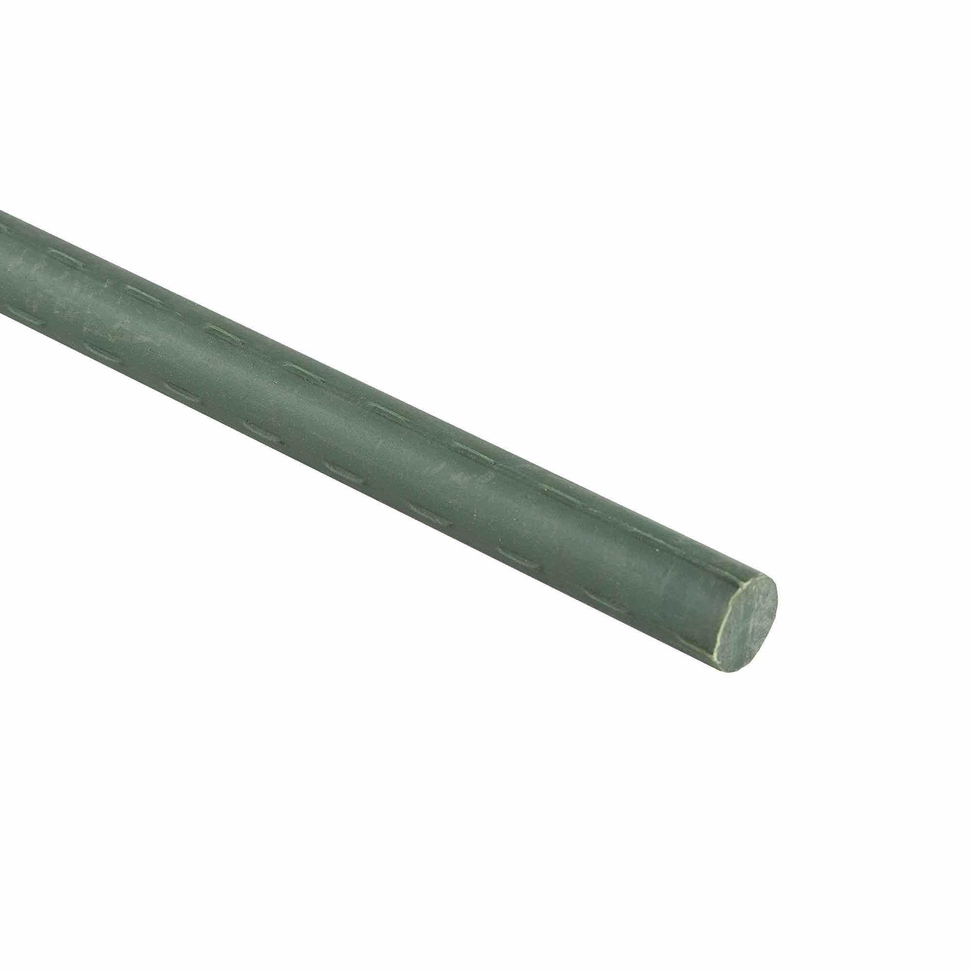 Tutori metal plastifiat verde 1.8 m