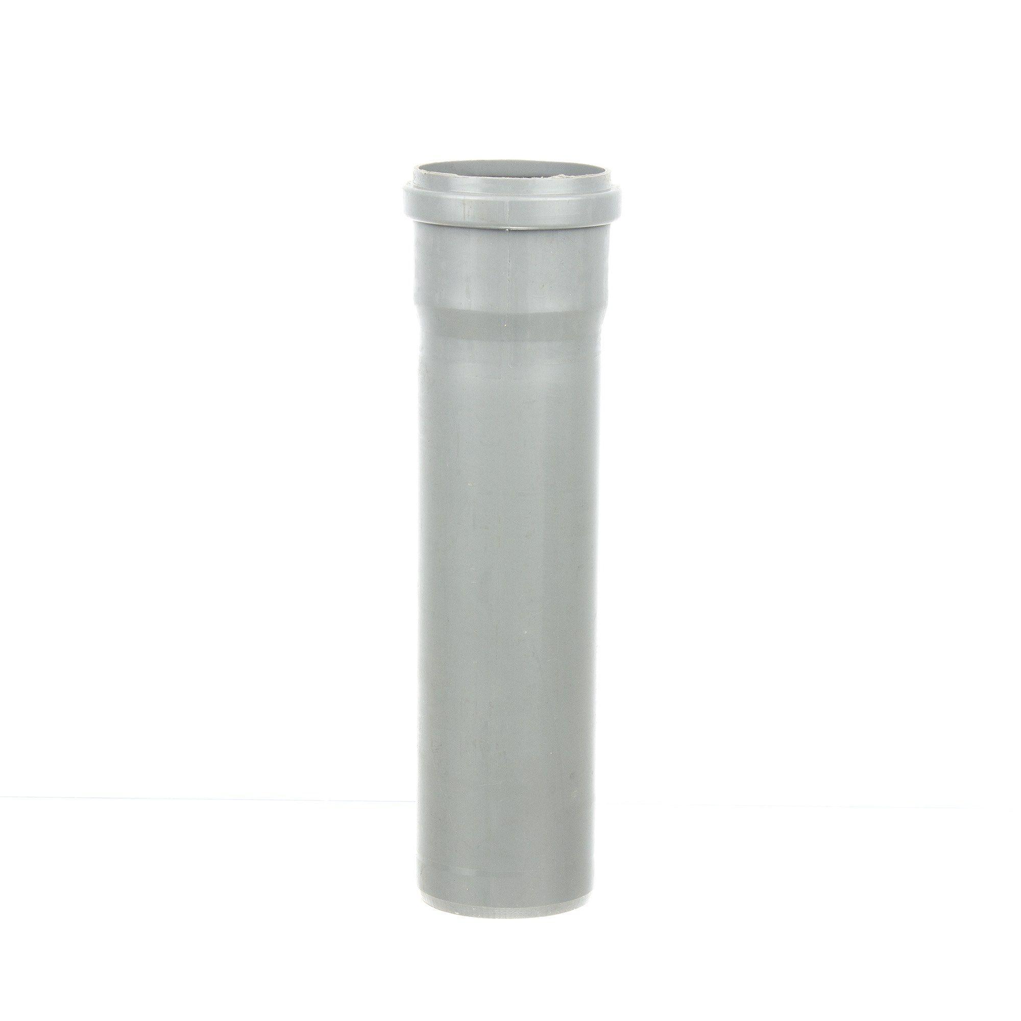 Tub PP D110 x 2.7 mm cu 1 mufa L1000