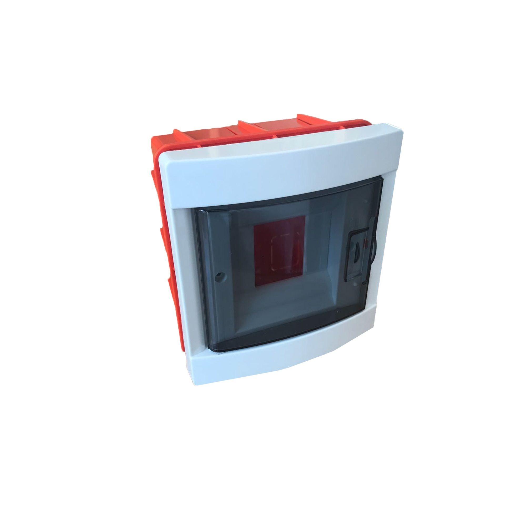 Tablou electric incastrat 4 module