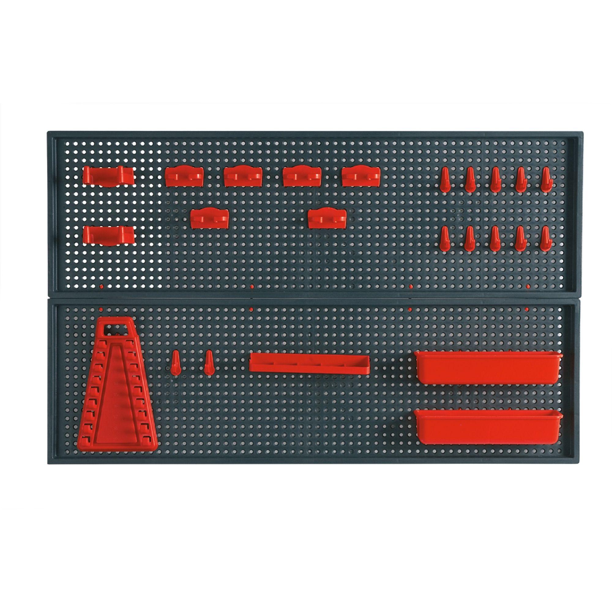 Suport perforat pentru unelte Topex