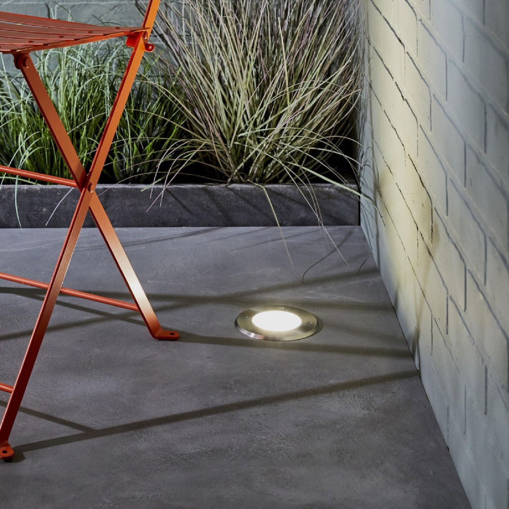 Spot LED incastrabil de exterior, IP 65, 40 lm, lumina neutra