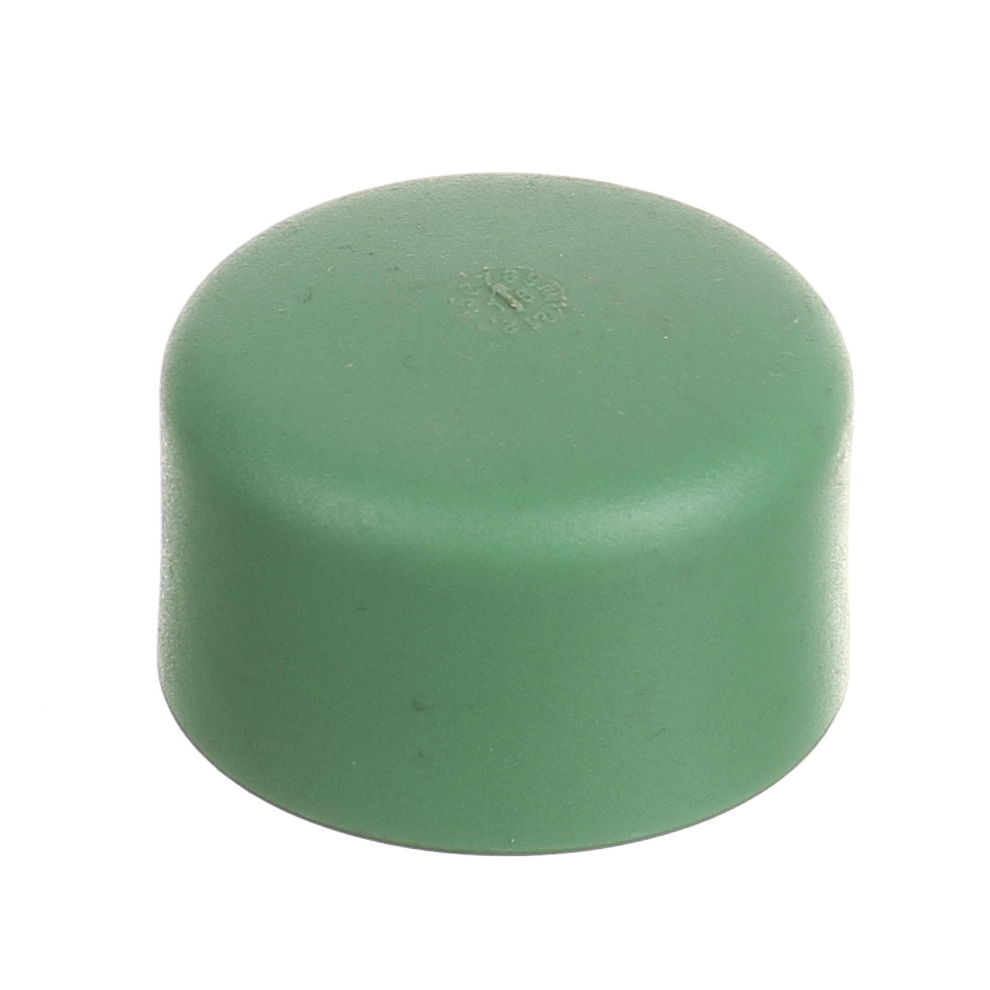 Dop PPR verde D32 mm PN25
