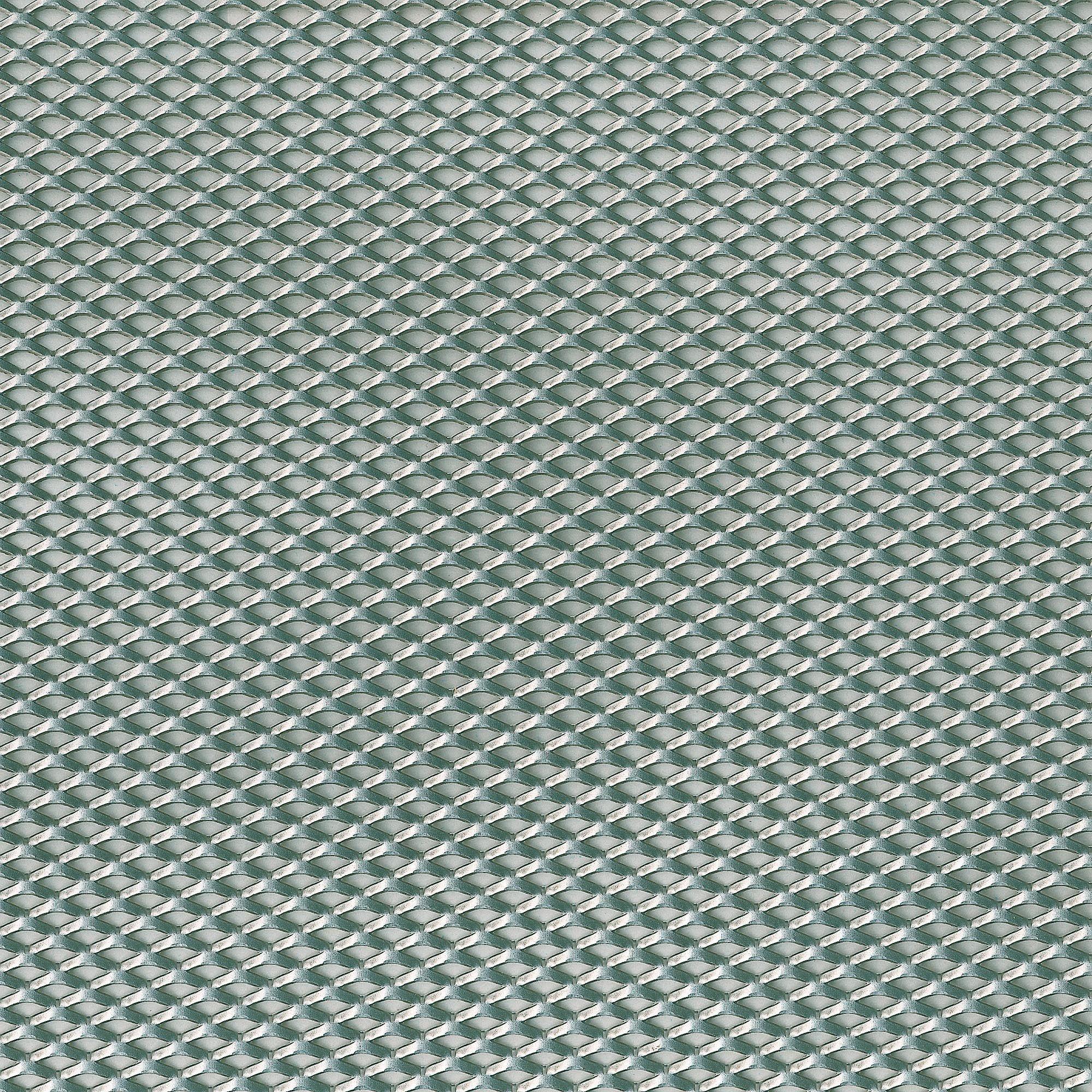 Tabla expandata otel brut 25 x 50 x 0.22 mm 0.5 m