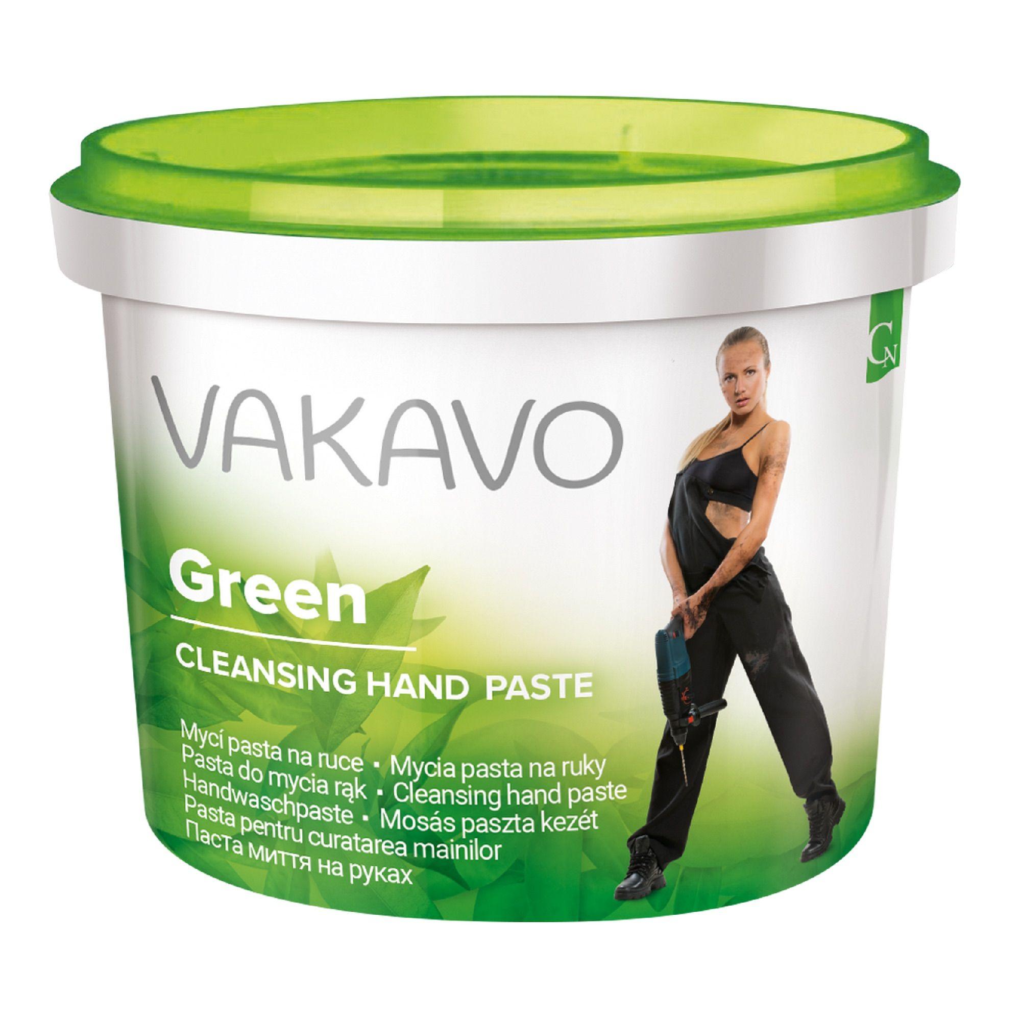 Pasta Pentru Curatarea Mainilor Vakavo 0 5 Kg