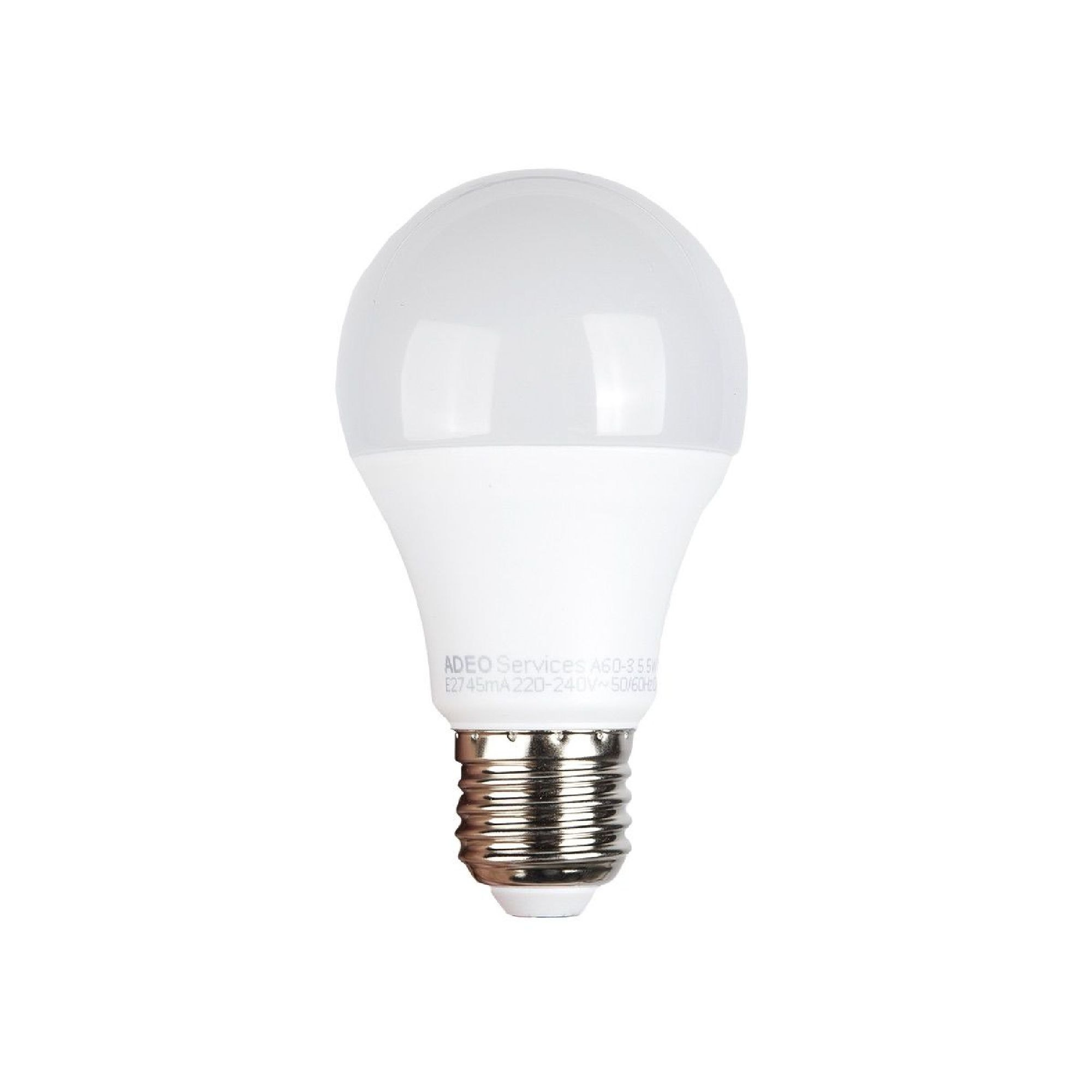 Bec LED clasic cu lumina calda, E27