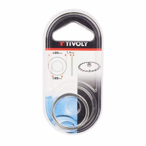 Reductor pentu disc circular 30 x 25 Tivoly