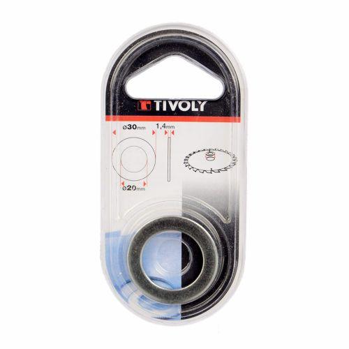 Reductor pentu disc circular 30 x 20 Tivoly