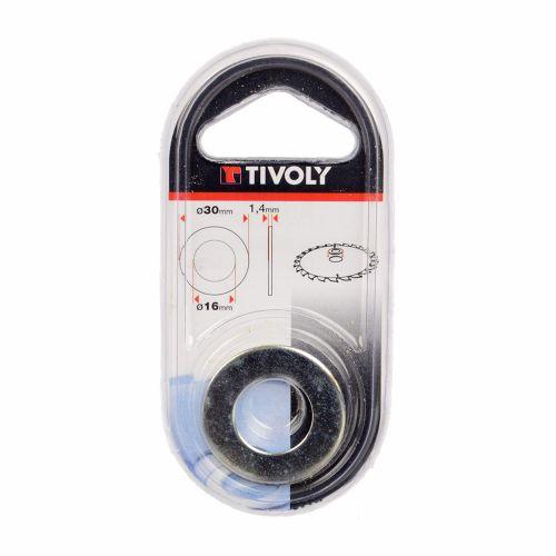 Reductor pentu disc circular 30 x 16 Tivoly