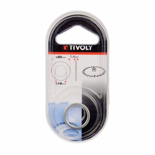 Reductor pentu disc circular 20 x 16 Tivoly