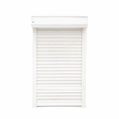 Rulou PVC alb 130 x 120 cm