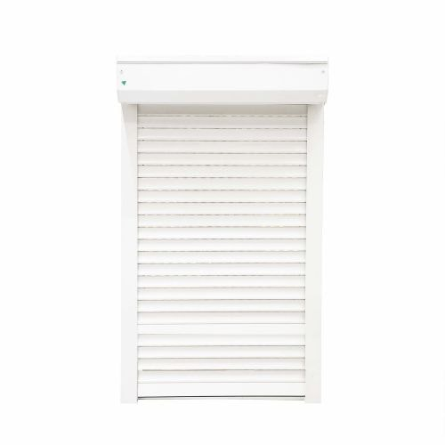 Rulou PVC alb 150 x 120 cm