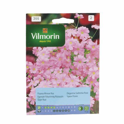 Seminte floarea miresei roz 3g
