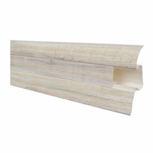 Plinta PVC 2500 x 55 mm 55.58 stejar Country