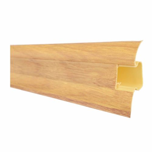 Plinta PVC 2500 x 55 mm 55.85 stejar Nordic