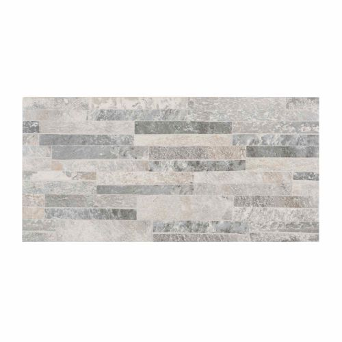 Placa fatada exterior 30 x 60 cm Verona gri