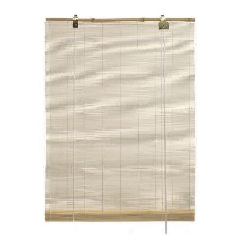 Roleta bambus natural 90 x 180 cm