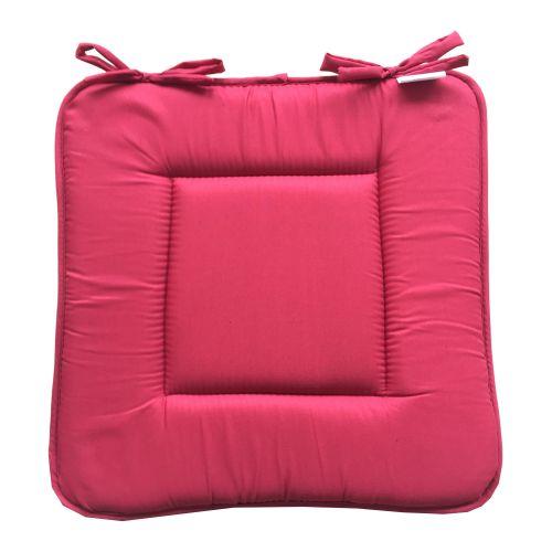 Perna scaun rosie, 40 x 40 cm