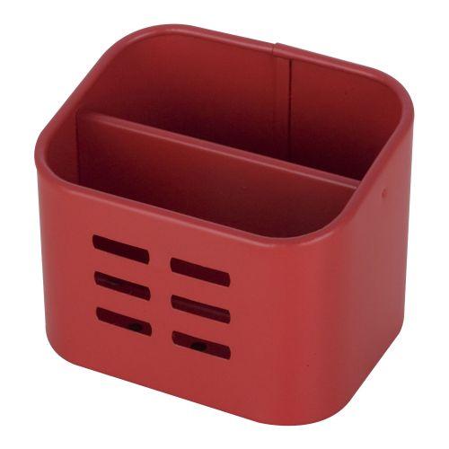 Suport burete rosu 10.5 x 8.4 x 8.5 cm