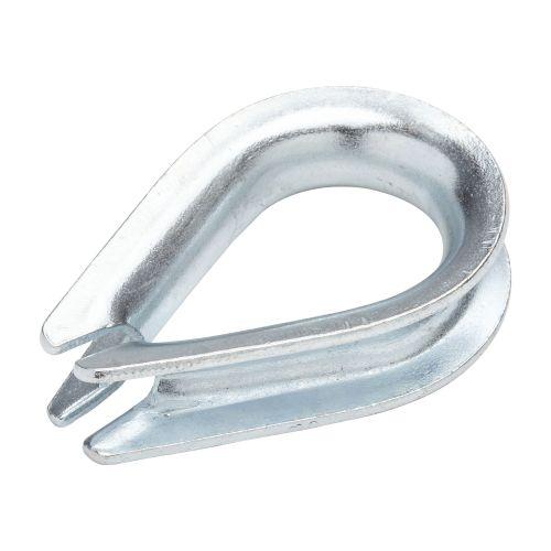 Protectie otel zincat pentru cablu 9 mm
