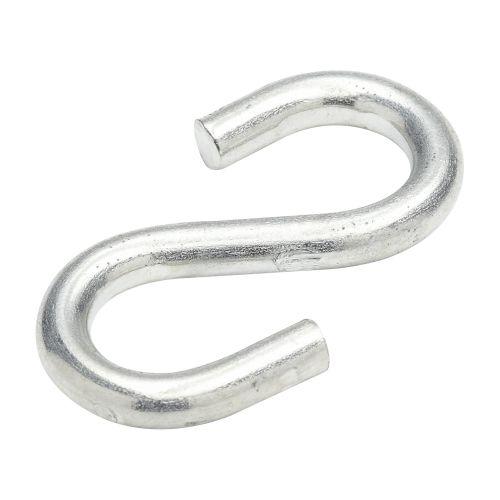 Carlig forma S otel zincat 4 x 6 mm