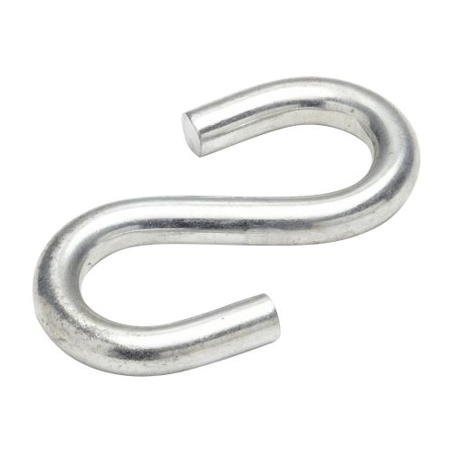 Carlig forma S otel zincat 10 x 15 mm