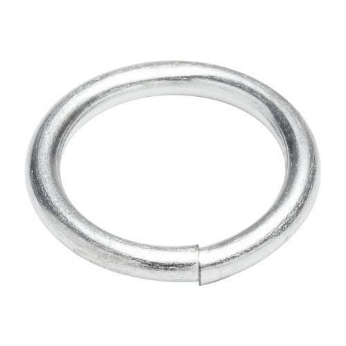 Inel sudat otel zincat 3 mm int 18 mm