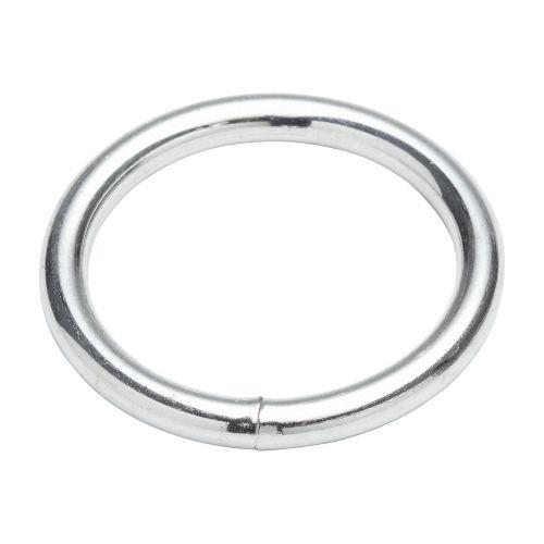 Inel sudat otel zincat 4 mm int 30 mm