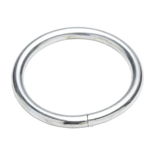 Inel sudat otel zincat 5 mm int 40 mm