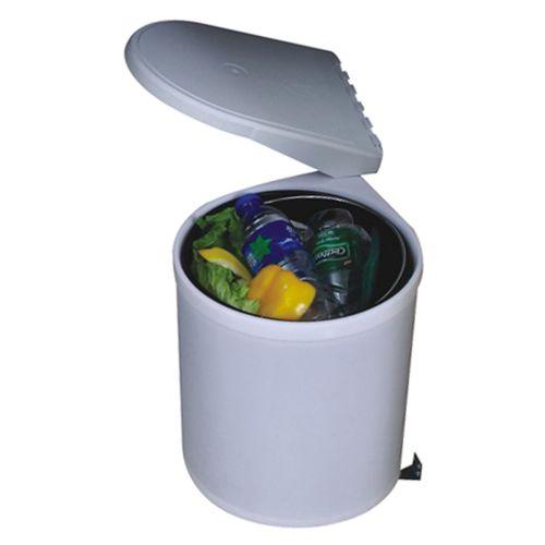 Cos gunoi pe usa 12L plastic