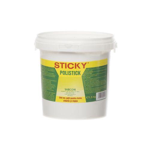 """Chit pentru reparatii """"Polistick"""" Sticky 1.5 kg"""