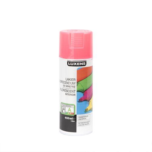 Spray Luxens fluorescent roz 400 ml