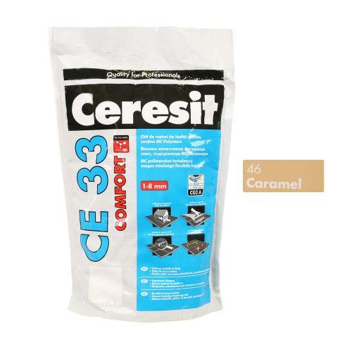 Chit de rosturi de interior 2 kg CE33 Caramel