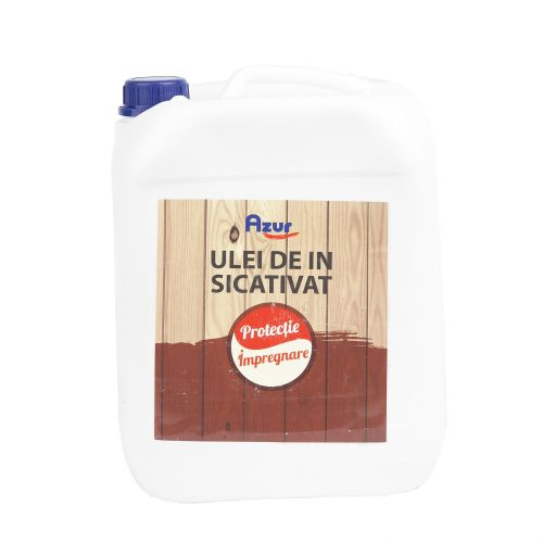 Ulei de in sicativat 10 l