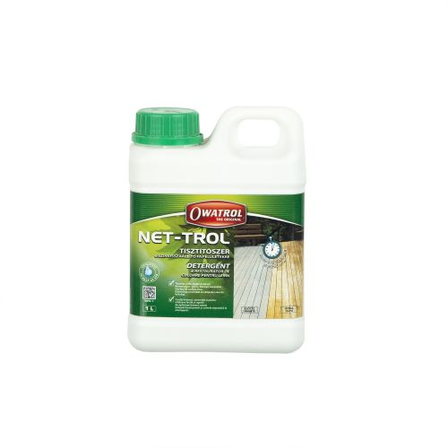 Detergent si restaurator lemn Net-Rol 1 l