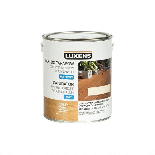 Saturator terase incolor Luxens 2.5 l