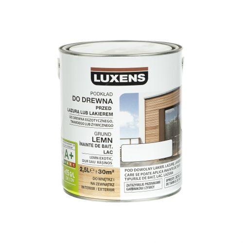 Grund lemn Luxens 2.5 l