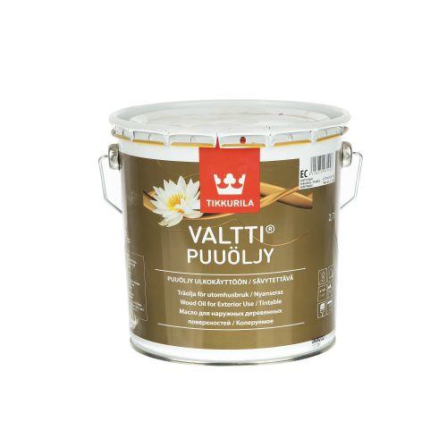 Ulei pentru lemn Valtti wood  2.7 l