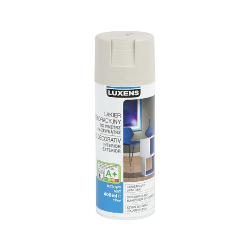 Spray mat Luxens gri auriu 400 ml