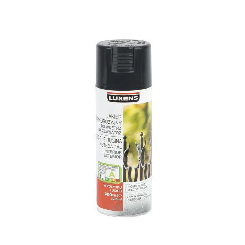Spray lucios antirugina Luxens gri 400 ml