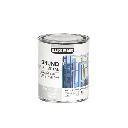 Grund metal Luxens alb 0.75 l