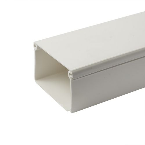 Canal cablu 2 m 16 x 16 mm alb