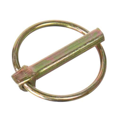 Inel cu clema otel zincat bicromat D8 mm