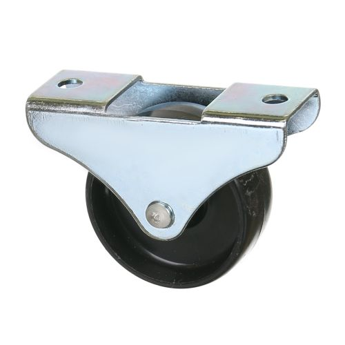 Roata alba fixa 38 mm 55 kg