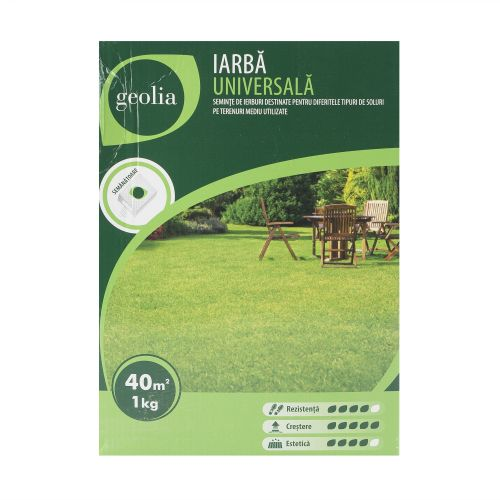 Gazon universal Geolia 4 kg