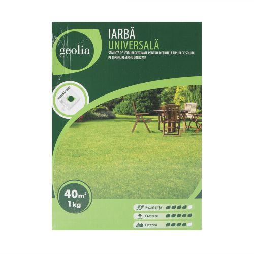 Gazon universal Geolia 9 kg