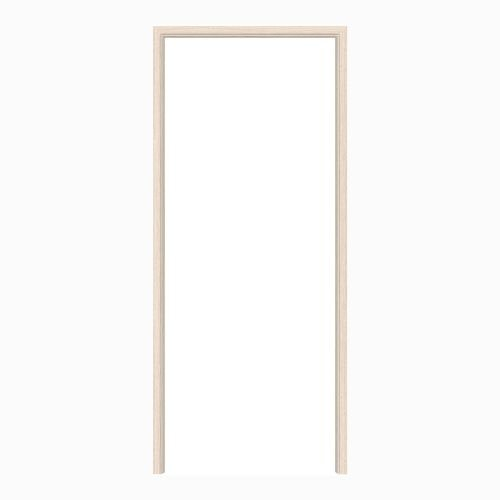 Toc drept fix 9 cm stejar alb, latime usa 80 cm