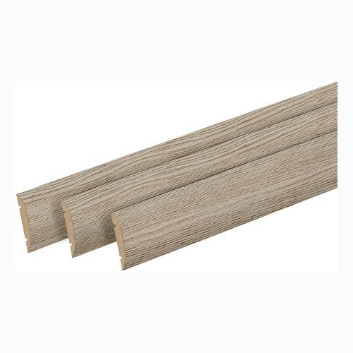 Pervaz semirotund pentru usa, pin madeira 8 x 70 mm