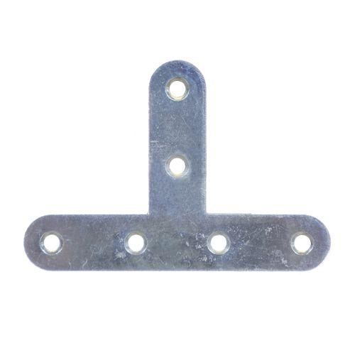Conector T plat 55 x 80 x 15 mm