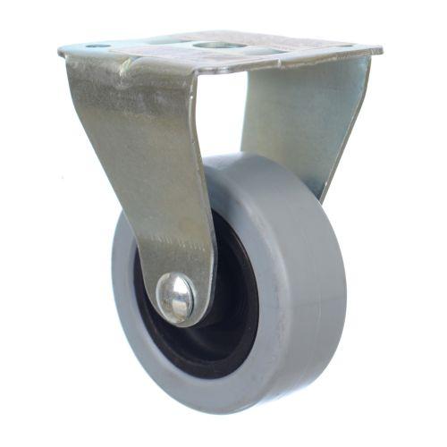 Roata pentru mobila fixa cauciuc 50 mm 30 kg