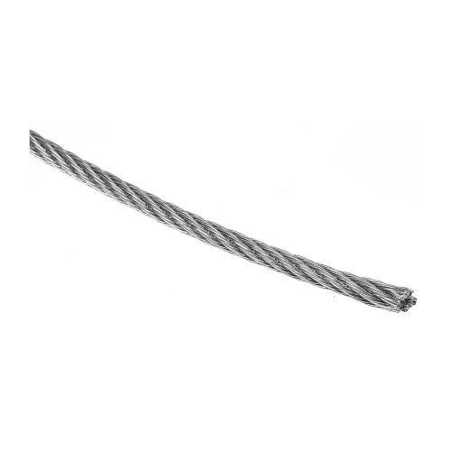 Cablu otel galvanizat 4 mm 50 m 159 kg m liniar